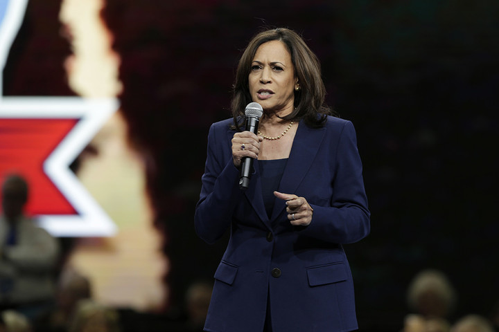 It's time for Kamala Harris to drop out?