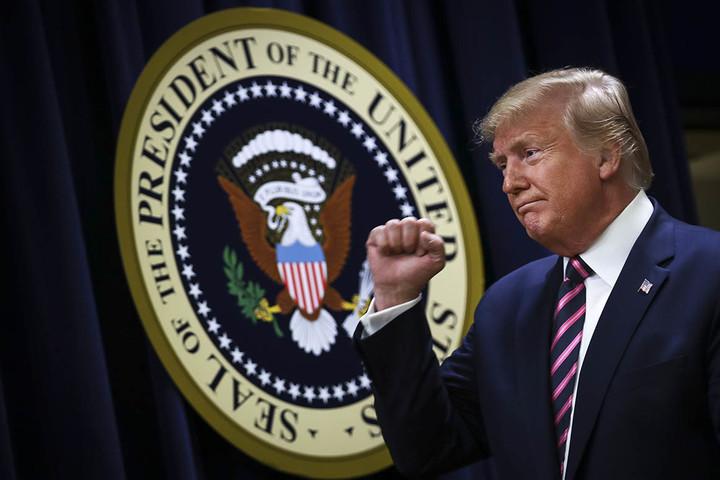 Economy could make or break Trump