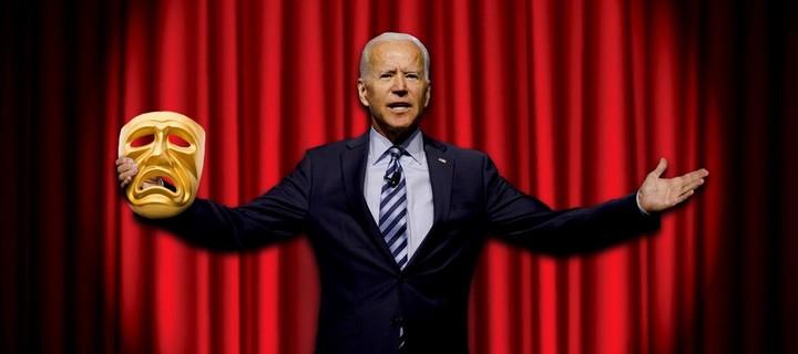 What is the tragedy of Joe Biden?