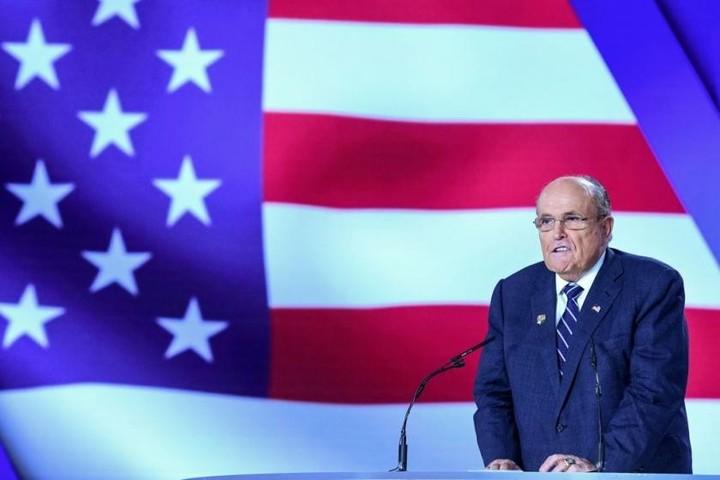Giuliani sought visa for Ukraine prosecutor?