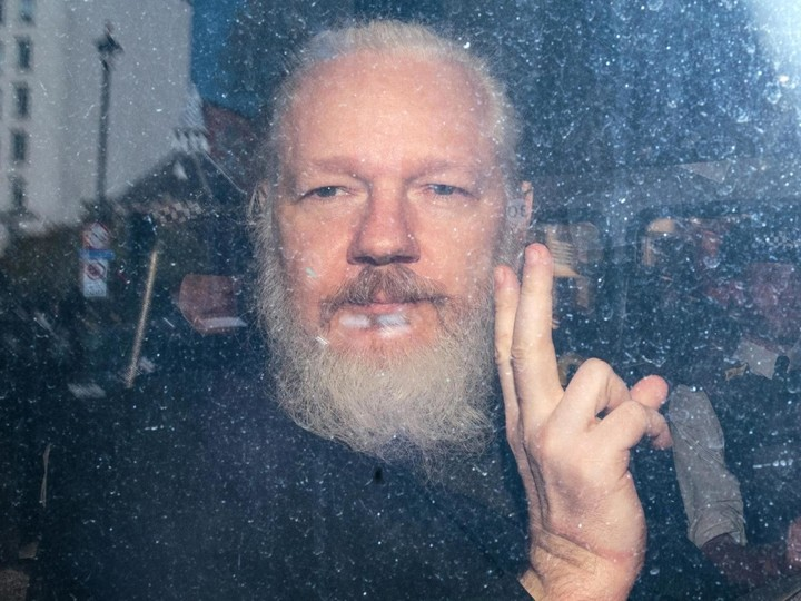 "Assange ""subjected to every kind of torture"" his father says"