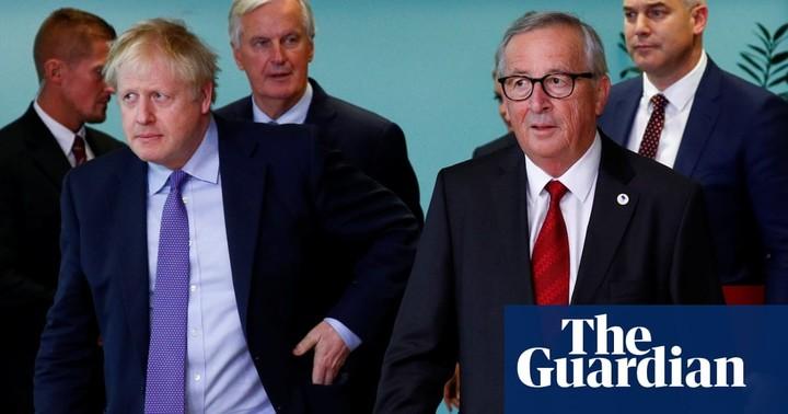 Boris and EU reach Brexit deal