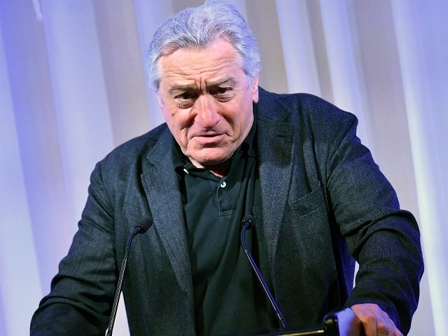 Robert de Niro: Trump is a petulant little punk and his supporters are crazy