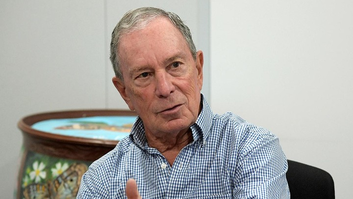 Will Bloomberg's bid be successful?