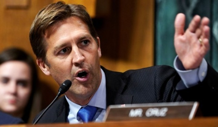 Senator Sasse breaks with Republicans over Trump's China comment