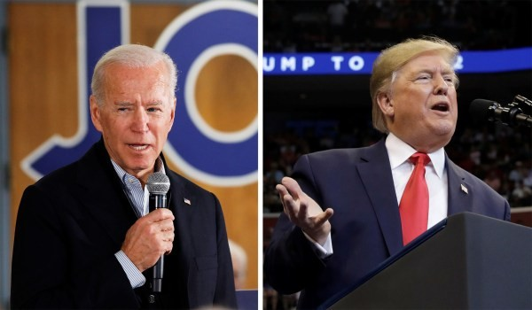Trump and Biden to their voters: Your IQ is low, fatso