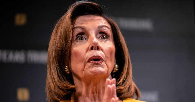 Pelosi still hopes that Senate will move on impeachment