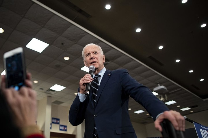 Why are black voters remaining faithful to Biden?