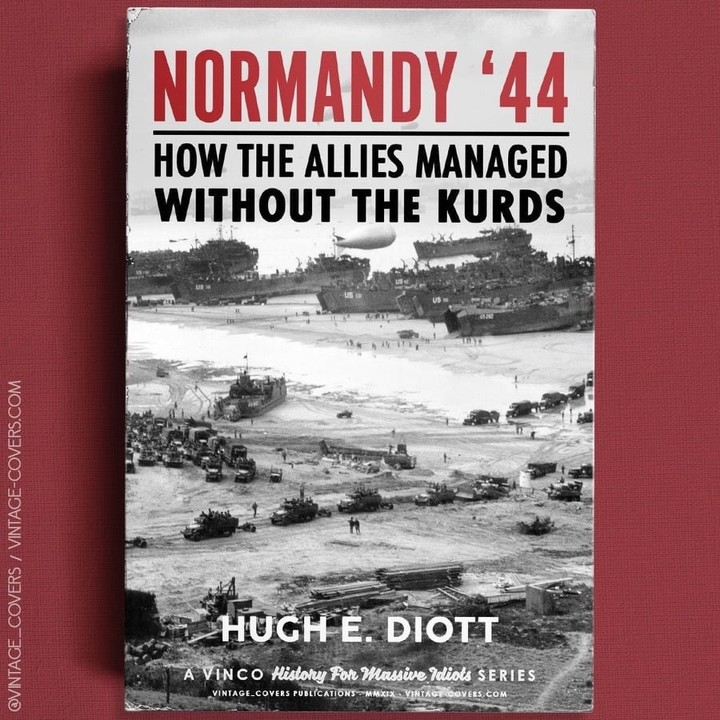 Normandy and the Kurds