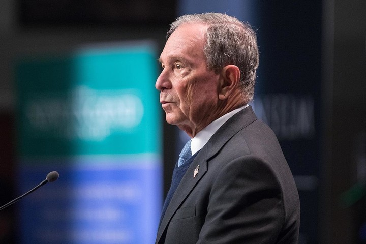 How can Bloomberg be nominated?