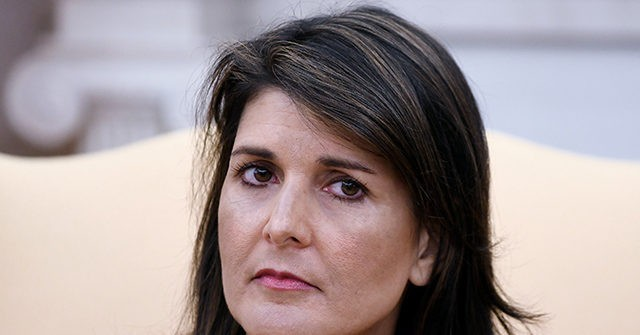 Nikki Haley now claims that whistleblowers should be protected