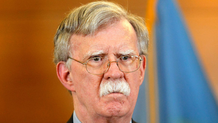 Bolton Pledges To Donate All Proceeds From Book Towards Killing Iranians
