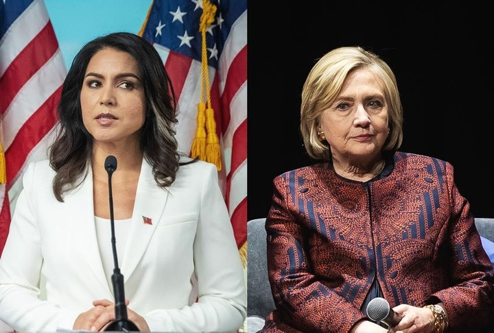 Gabbard: Clinton is taking my life from me