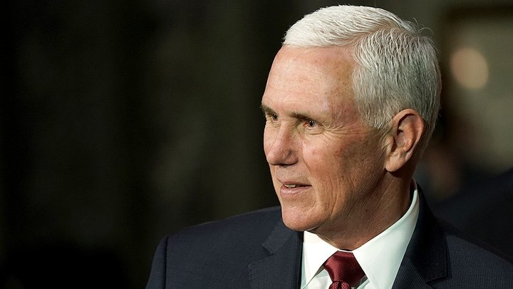 Is Pence preparing to resign or to become the President?