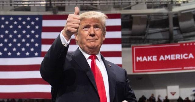 Trump's economic boom benefiting working class
