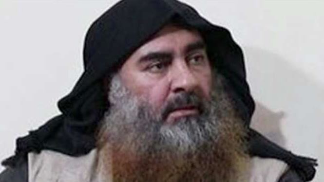 How the operation to kill al-Baghdadi went down?
