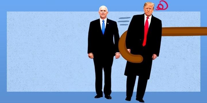 Should Republicans turn on Trump?
