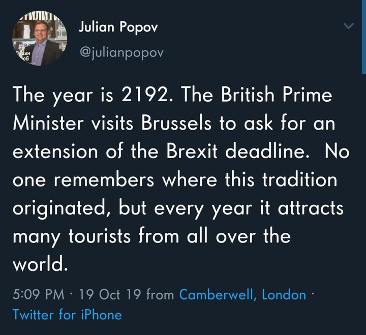 2192: Brexit deadline extension