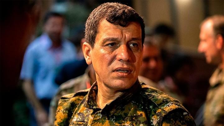 Kurdish military leader: Turkey violated cease-fire