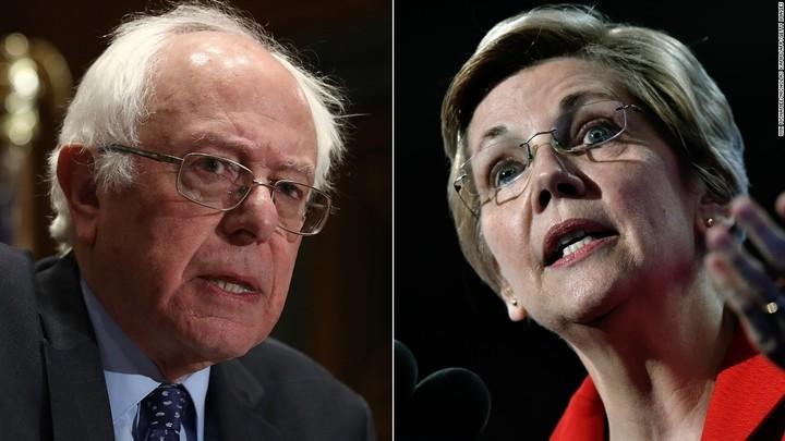 Warren disappointed in Sanders