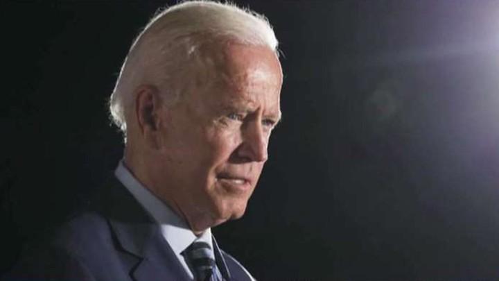 Biden, no longer a frontrunner?