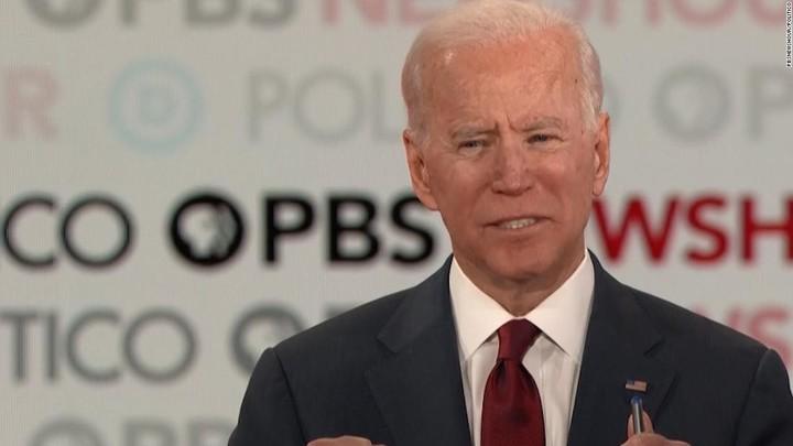 Biden won't testify in a Senate impeachment trial
