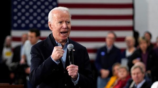 Biden warns party about Bernie's socialism