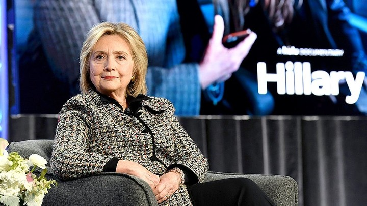 Hillary Clinton opening old wounds