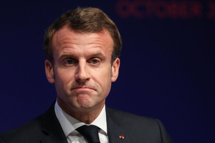 France's Macron says NATO suffering 'brain death', questions U.S. commitment