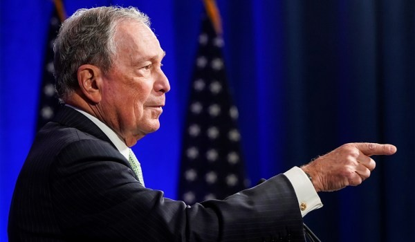 Could Bloomberg be the solution for the Dems?