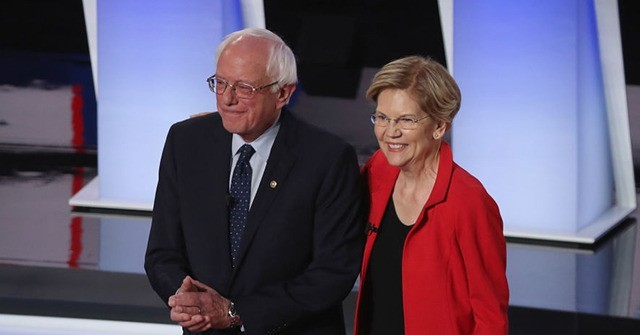 Sanders pays his female staffers more than Warren