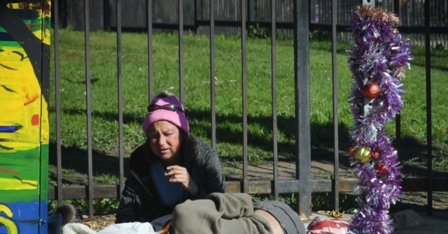 Trump might send feds into California over homelessness crisis