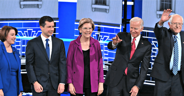 All Democratic candidates are white. Is that the problem?