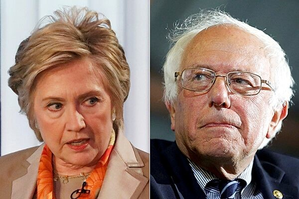 Bernie responds to Hillary: On a good day, my wife loves me
