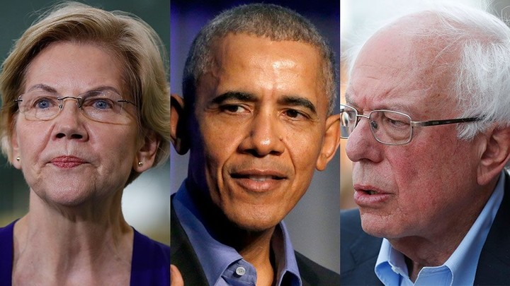 Obama: Democrats are leaning far too left