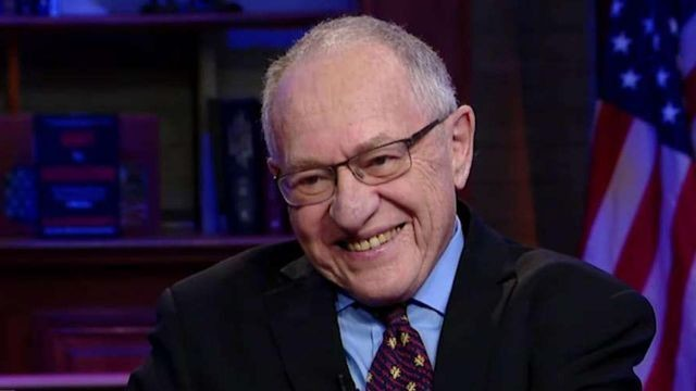 Dershowitz: It would be unconstitutional for Trump to be impeached now