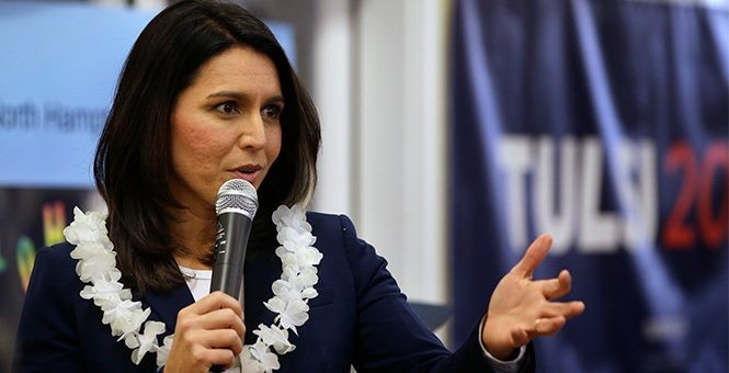 Gabbard on impeachment: You cannot make up the rules
