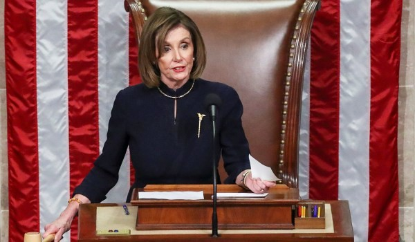 Do you agree with Pelosi's conspiracy theory?