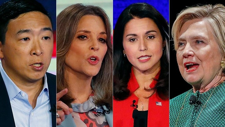 Dem 2020 contenders stand behind Tulsi