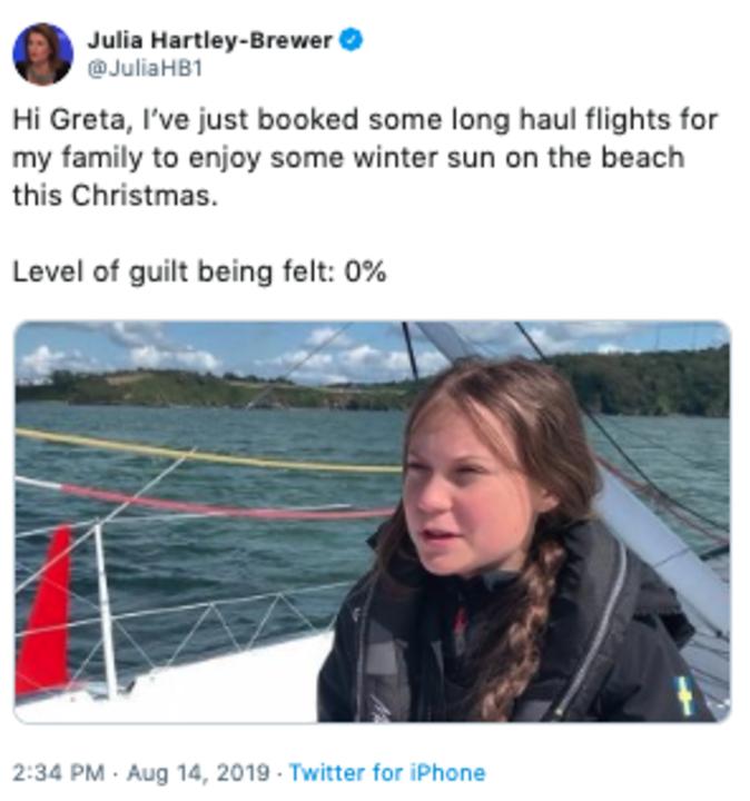 Flight-shaming