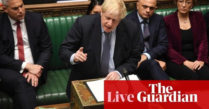 Johnson's final bid to get UK out of EU