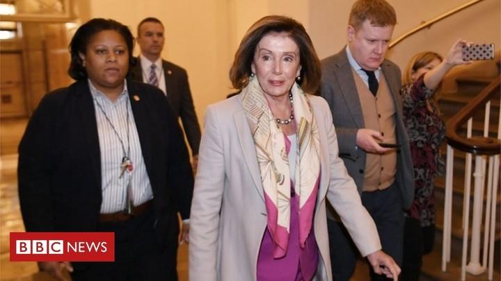 Pelosi pressured by Senate Democrats to send impeachment articles