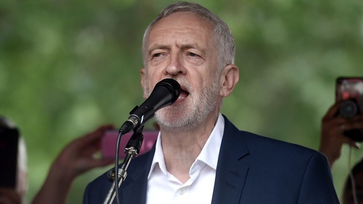 Corbyn's ties with Islamists