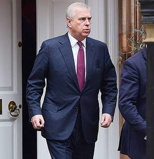 Prince Andrew was used as bait by Epstein
