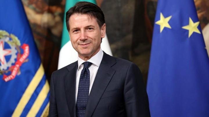 The EU takes over Italy