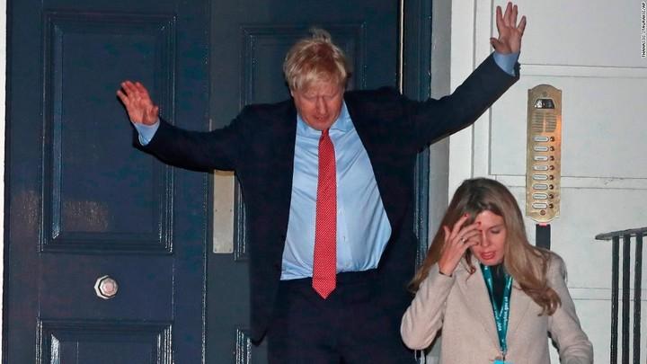 Boris Johnson's rise