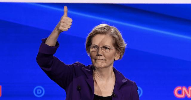 Democrats debate in Ohio:  Not a great night for Warren