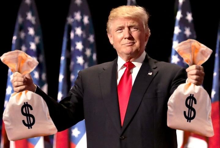 Trump's true base is the billionaire class