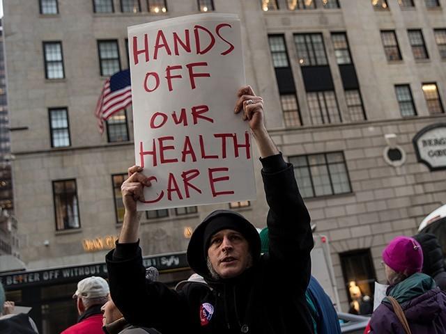 Health care is the GOP'S 2020 weak spot