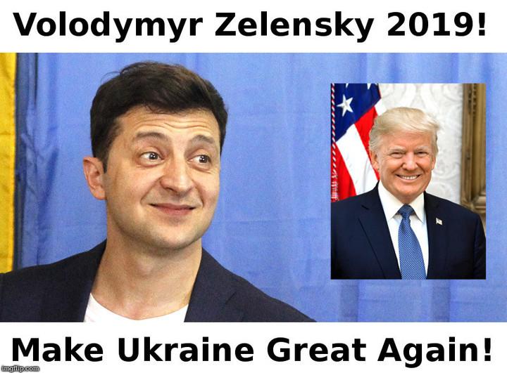 Make Ukraine great again